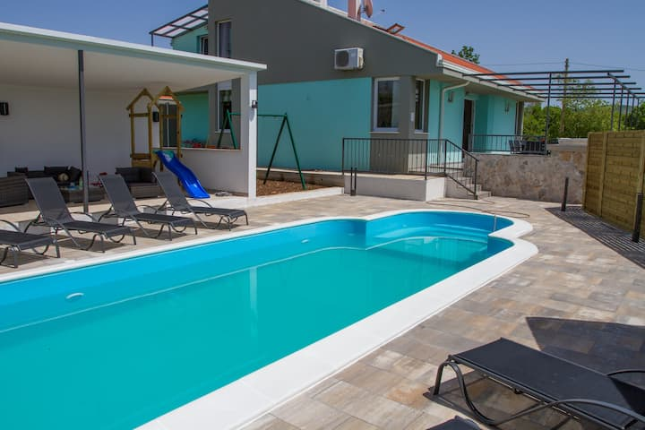 Holiday house Villa Bleu