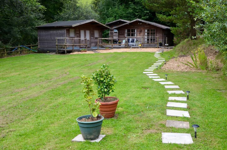 Dog friendly cabins Carmarthen, St Clears