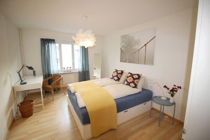 2.5 Zimmer mit Balkon Nähe Spital, Uni