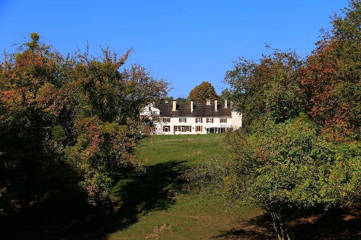 Chambre d'hôte du Domaine du Val Bruant (3)