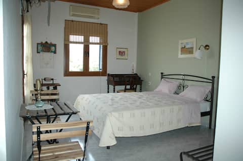 Eleni's Olive green studio