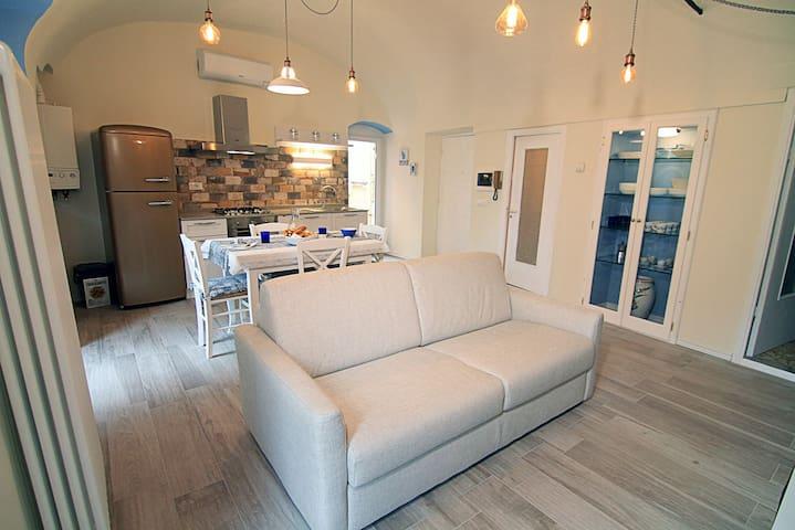 Caratteristico appartamento nel cuore di Sanremo