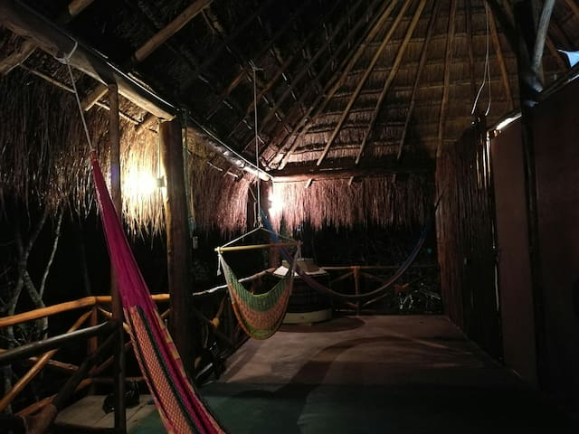 Malinche Cafe in Coba Tulum