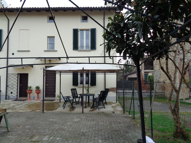 Mini alloggio in collina - Corvino San Quirico - Appartement