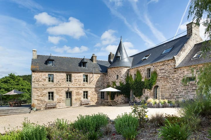 Manoir De Kervegat at Bretagne