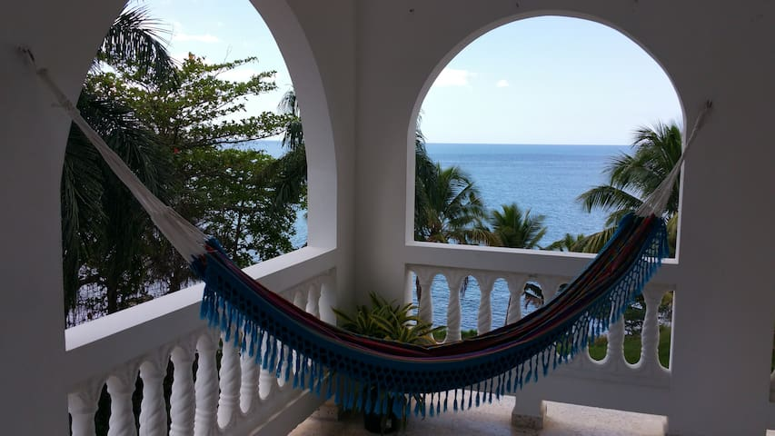 Let the beautiful sound of the waves lull you to sleep for an afternoon nap.
