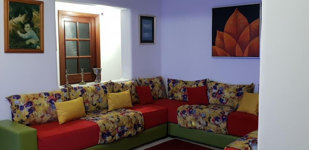 Appartement balnéaire Sania plage