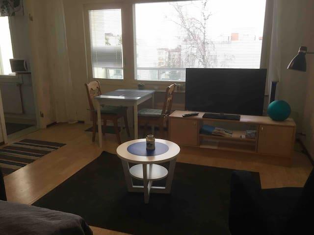Puistokatu studio