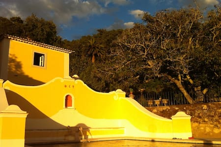 Romantic Suite in Country Estate with breakfast - Sintra - Casa