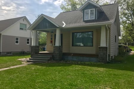 Beautifully maintained character home