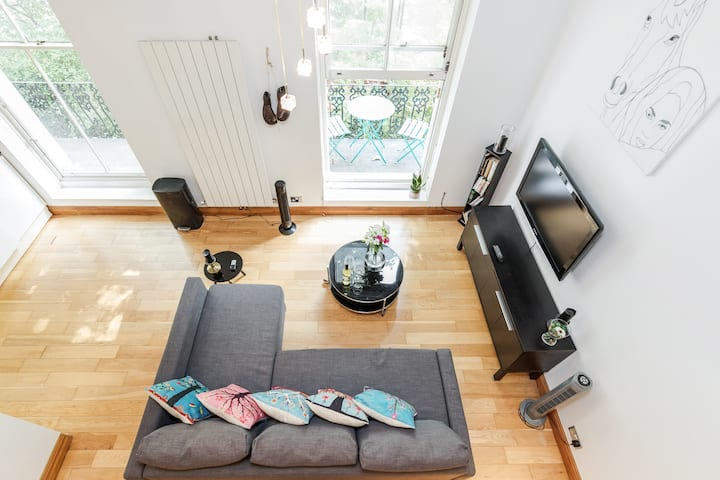 NEW!!! Modern loft in Queensway near Hyde Park