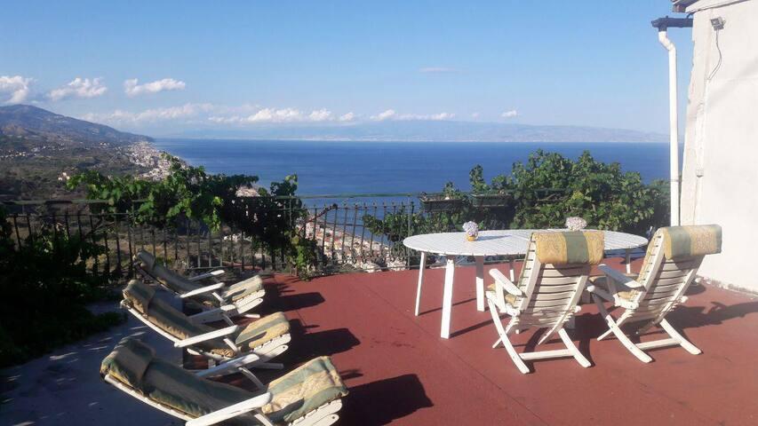 Casa vacanze Forza D'Agrò,Taormina