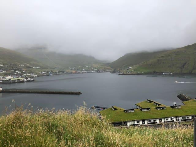 Færøerne Familie og selskabsbolig