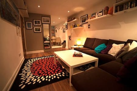 Double room in modern apartment, near O'Connell St - 都柏林 - 公寓