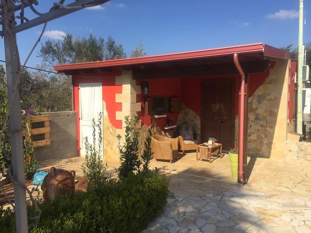 Casetta Regina. 10 km da Gallipoli - Seclì - Casa