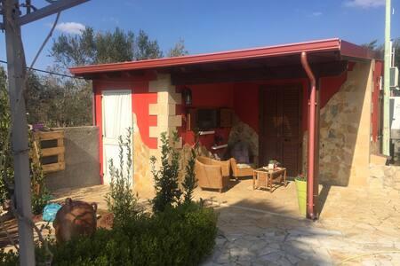 Casetta Regina. 10 km da Gallipoli - Seclì - 獨棟