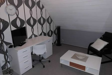 3 sehr gemütliche Einzelzimmer warten auf Gäste! - Wolfsburg - House