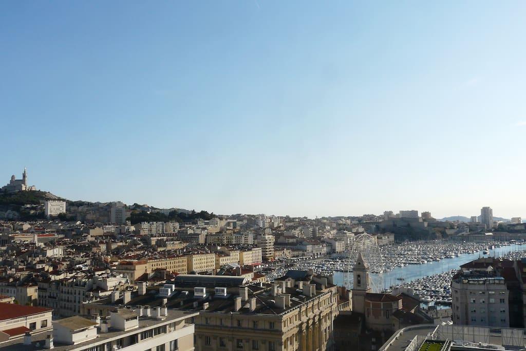 Rent Apartment Marseille