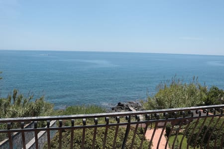 Luxury flat in front of the sea - Aci Castello - Appartamento