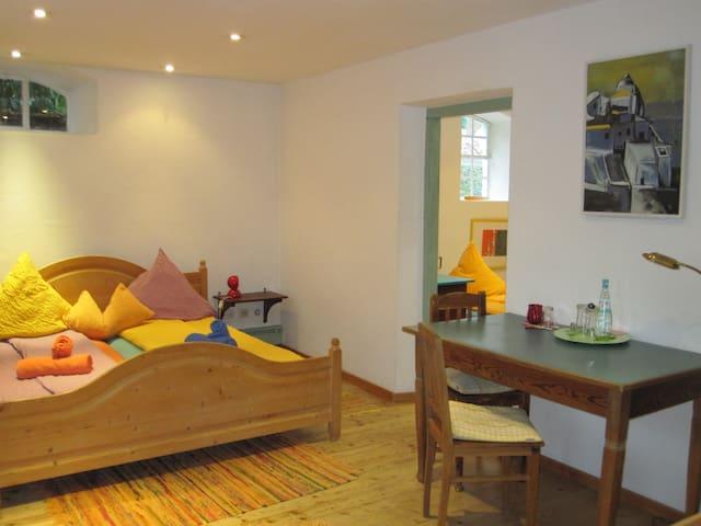 Gästehaus am Schloss - Bayerisches Bed & Breakfast - Murnau am Staffelsee - Гестхаус