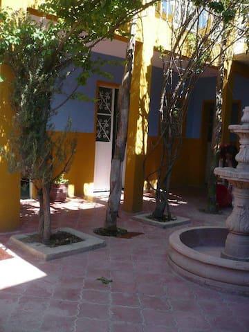 Hab Independiente y Tranquila Guanajuato Centro