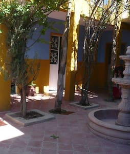 Habitaciones independientes y tranquilasGuanajuato - Guanajuato