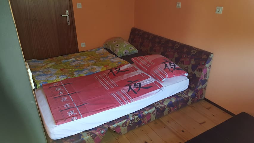 SOFIA SLEEP & GO HOUSE - orange - Kranj - Dom