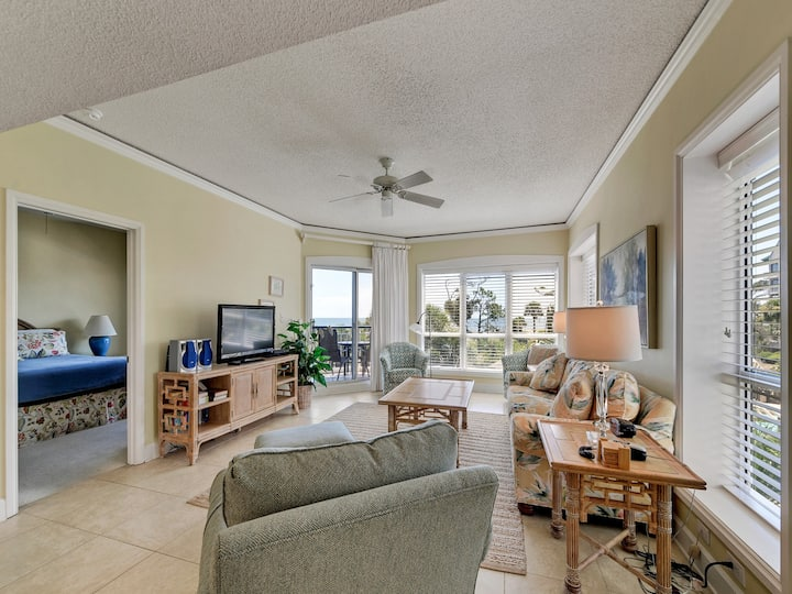 4210 Windsor Court North Oceanfront Complex ~ Just Steps from the Beach!