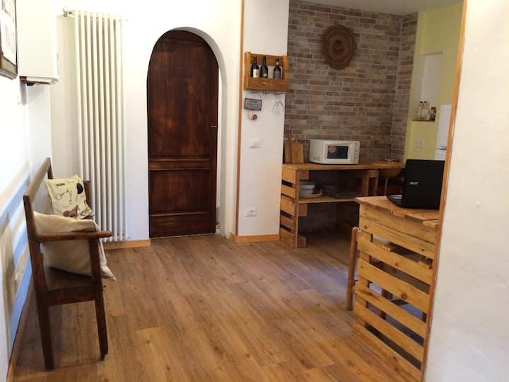 LA MILLA - Comodo appartamento in zona tranquilla