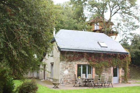 Very lovely cottage, very quiet, for 5 people