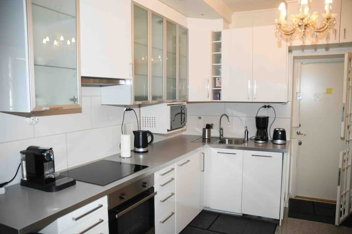 Cosy apartment in Vasastan. 2 rum, Odenplan
