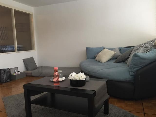 It's not a 5 stars hotel, but it's a sweet home . - Lucerne - Apartamento