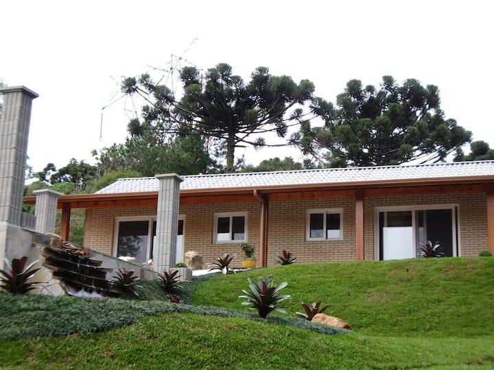 Apartamento na Serra 1  Nova Petropolis