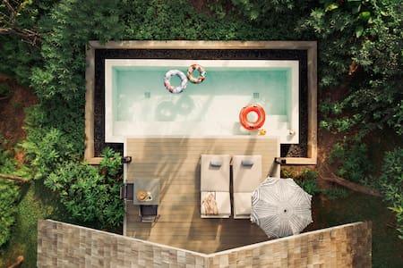 Island Escape One-Bedroom Pool Villa