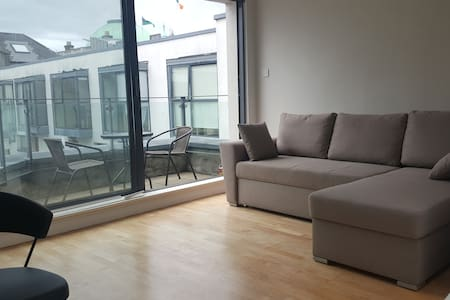 Bright Apartment in the heart of Dublin City - Apartment