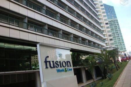 FLAT Brasília - Fusion (SHN) - Brasília - Apartamento
