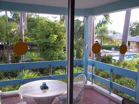 Studio Apartment at Negril Beach Club