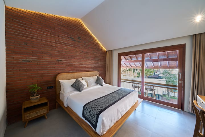 Brand New Room with Pool Close to Ubud Market