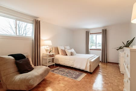 Spacious and comfortable suite - Brossard - Talo