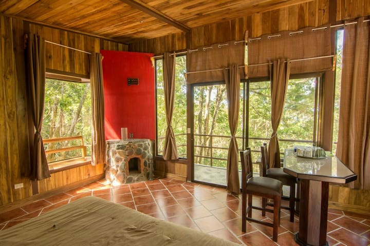 Sunset Hill- The Cabin. - Monteverde - Kabin