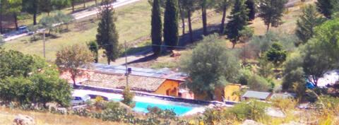 A Villa, Stunning Views, Garden, Pool & Gym