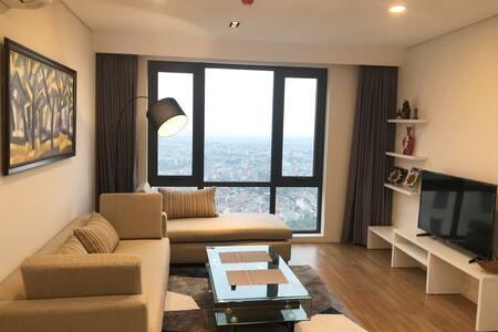 Spacious Two Bedroom Mipec Apartment in Hanoi 2