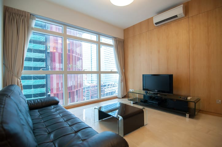 Anson Road Premium 1 Bed Apt AD - Singapore