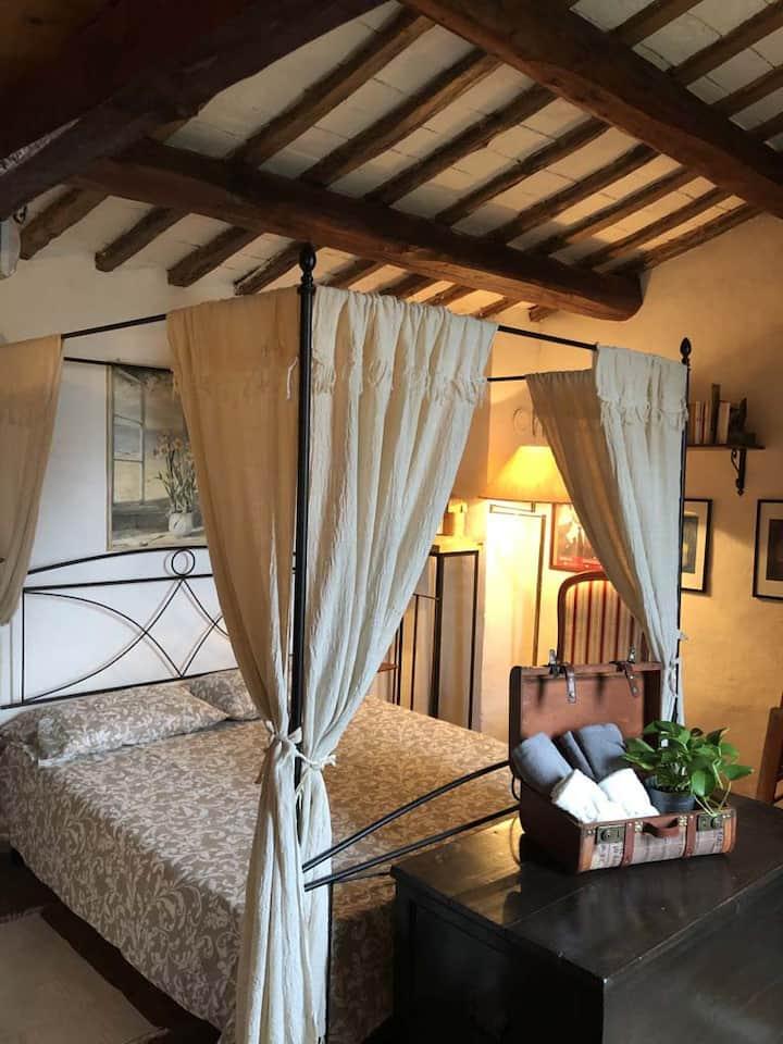 Casa romantica nel Borgo di Calcata