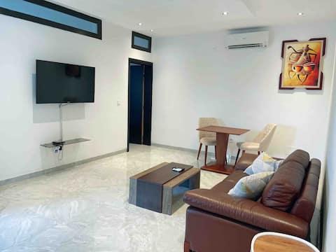 Appartement moderne, Riviera Golf - Cocody