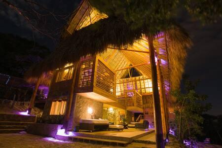 Zandua, Refugio Natural - Santa Marta - Villa