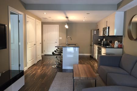 Fully Furnished condo in Kensington - Calgary - Condominium