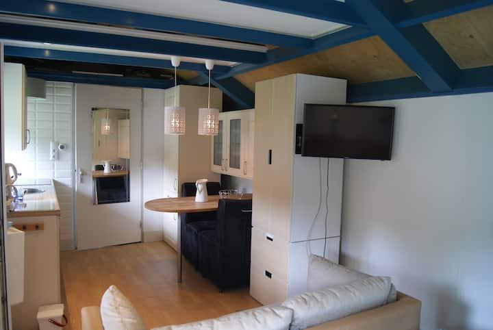 Studio in klein natuurgebied vlakbij Veerse Meer