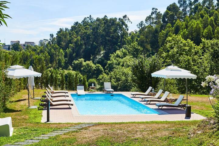 Lirio Orange Villa, S. Mamede Recezinhos, Penafiel