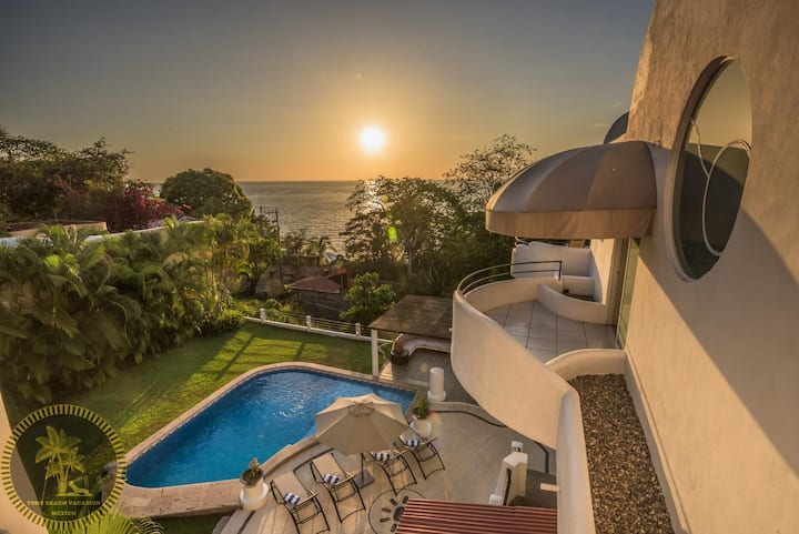 Private Ocean view Villa for Meetings and Events